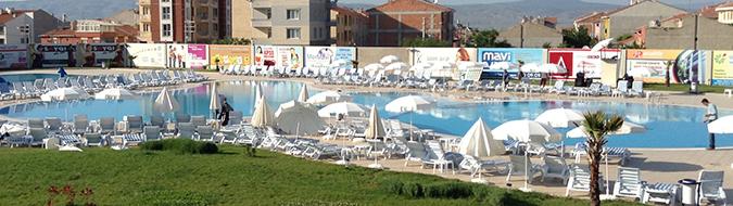 SambaPOS ile AquaPark ve Havuz Uygulaması
